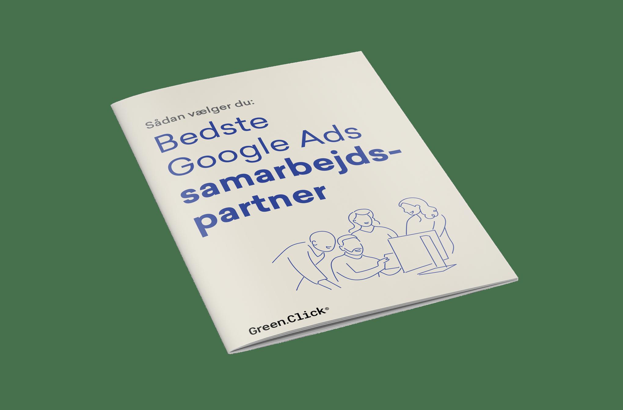 Bedste Google Ads Samarbejdspartner